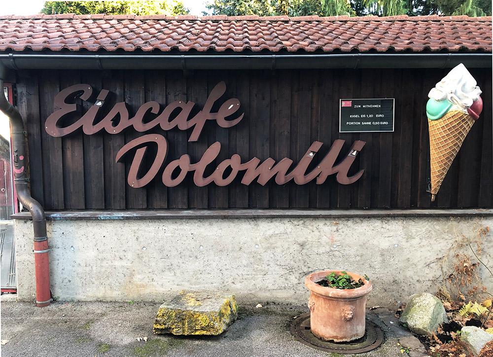 Eiscafe Dolomiti, Ismaning