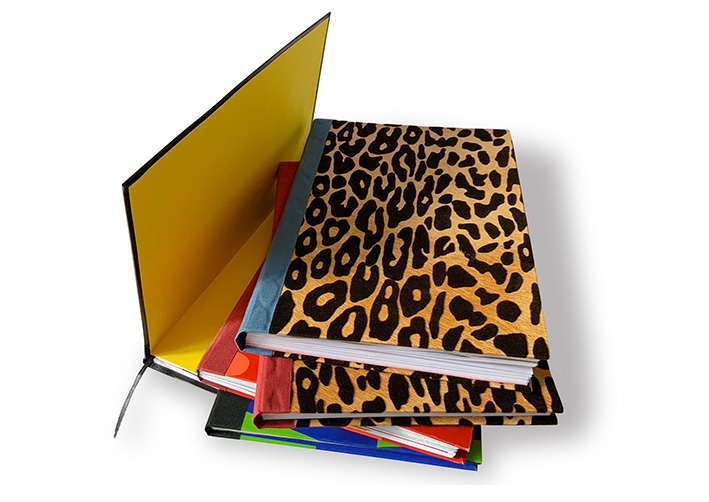 Buchbinden für Handlettering